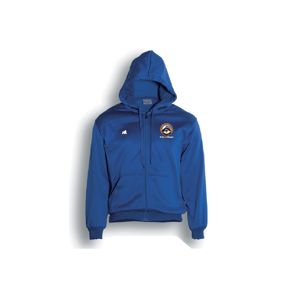 Zipped Hoody | North Lakes Football Club | For the Love of the Game
